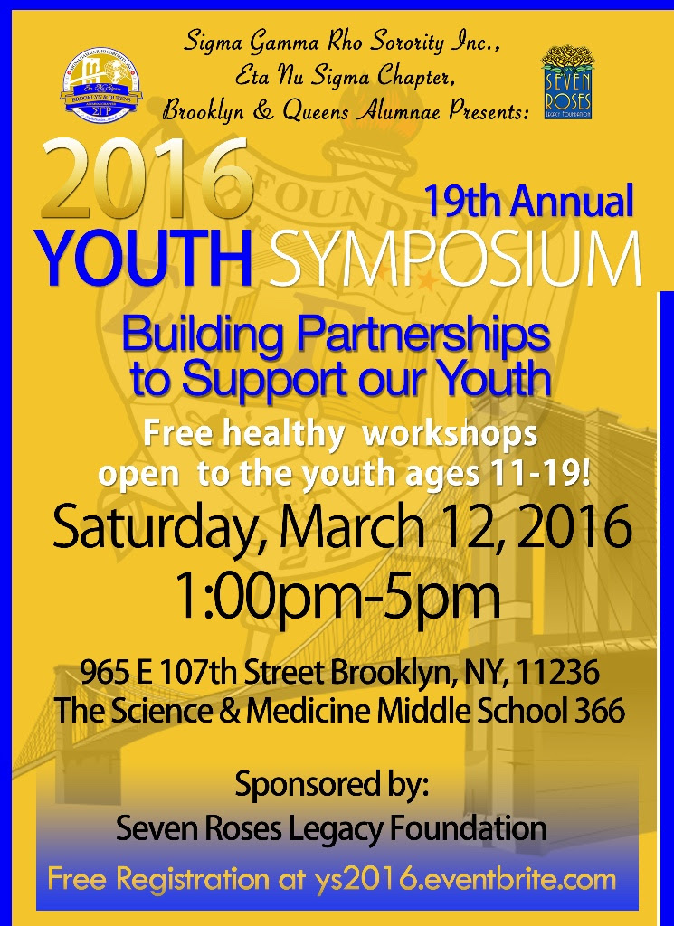 2016 Youth Symposium